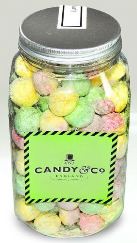 BONBONS CHEWY ASSORTED FLAVOURS  600g  JAR